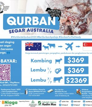 Fresh Chilled – Qurban Segar Australia