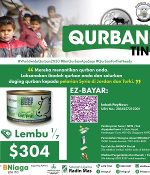 Canned – Qurban Tin