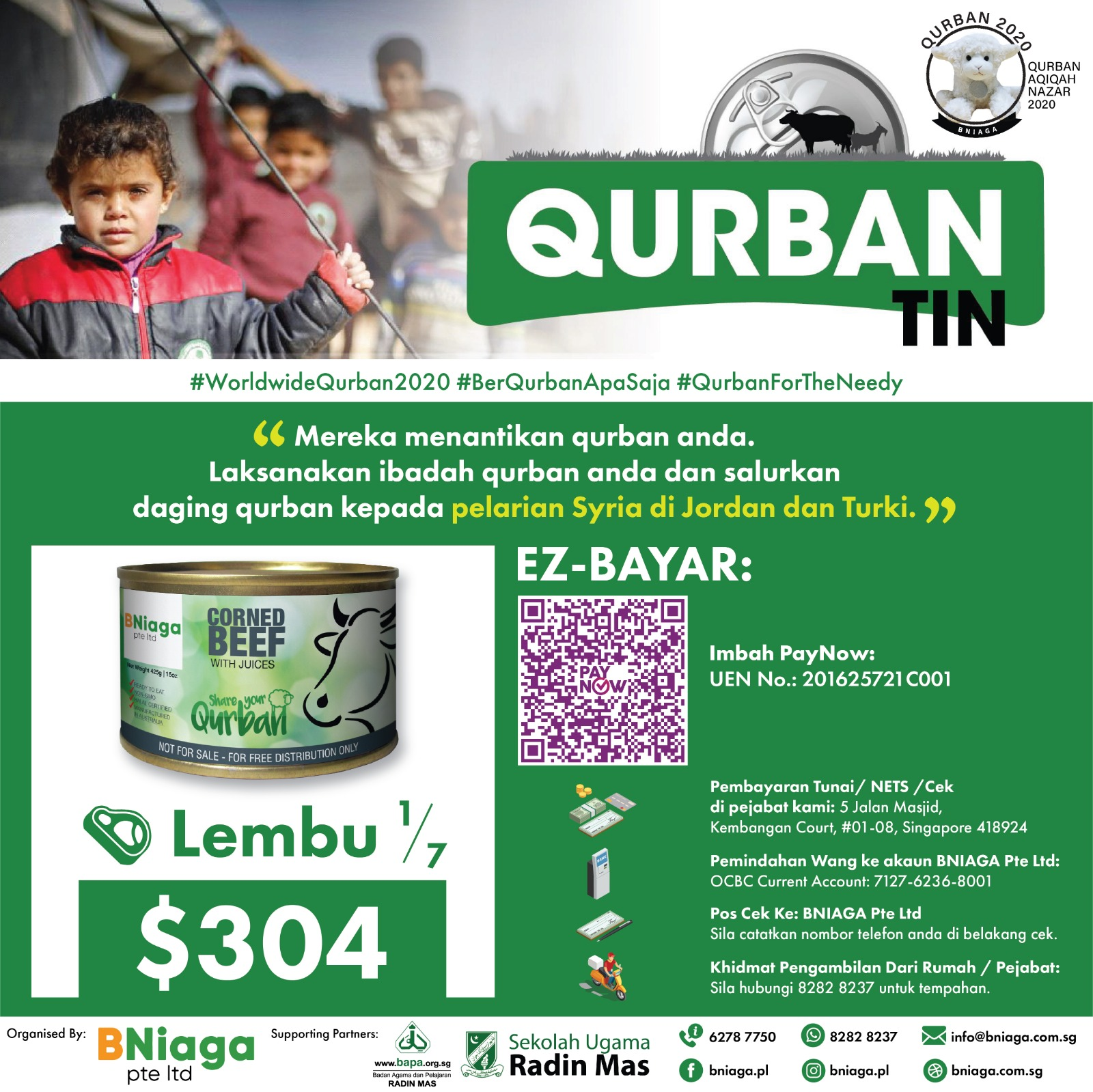 Canned - Qurban Tin
