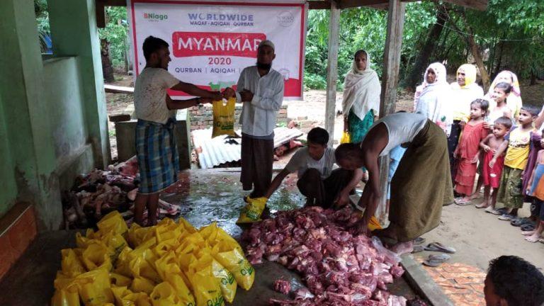 Qurban Myanmar 2020