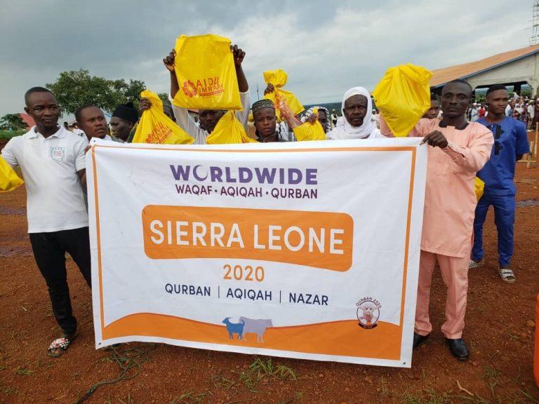 Qurban Sierra Leone 2020