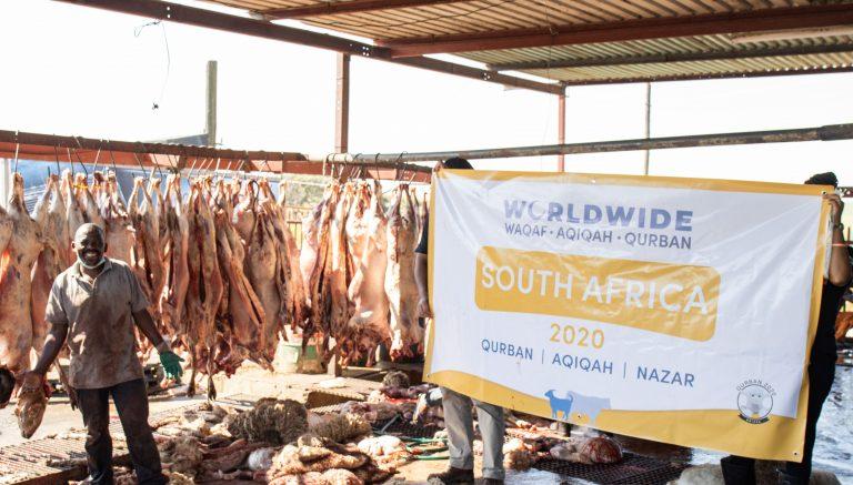Qurban South Africa 2020